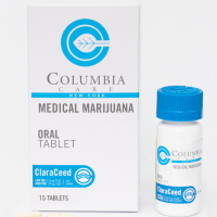 Columbia Care Medical Marijuana Oral Tablet ClaraCeed Tablets