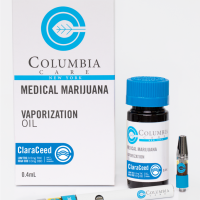 Columbia Care Medical Marijuana Vape Oil ClaraCeed