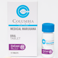 Columbia Care Medical Marijuana Oral Tablet EleCeed Tablets