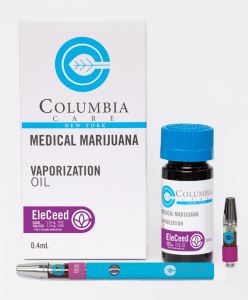 Columbia Care EleCeed Medical Marijuana Vape Cartridge