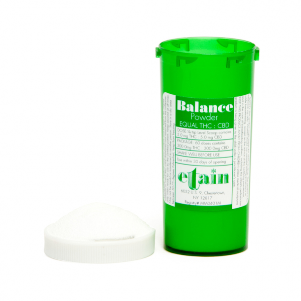 Etain Balance Equal-THC:CBD 1:1 Medical Marijuana Powder
