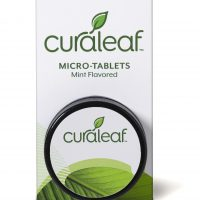Medical Marijuana Mint Flavored Microtablets by Curaleaf