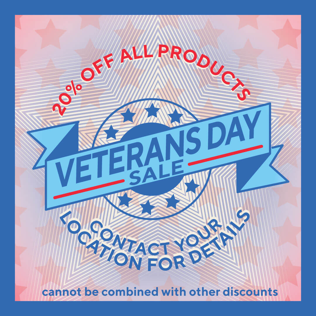 Medical Marijuana Veteran's Day Sale at Fp WELLNESS NY MMJ Dispensaries