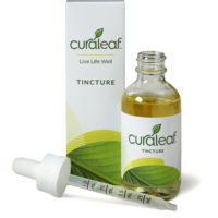 Equal THC & CBD Lemon Medical Marijuana Tincture by Curaleaf