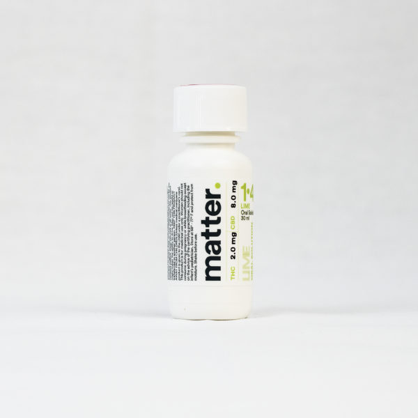 Lime 1:4 THC & CBD Tincture by Pharmacann at Fp WELLNESS NY Medical Marijuana Dispensary