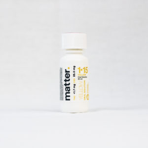 Yellow High-CBD Tincture by Pharmacannis at Fp WELLNESS NY Medical Marijuana Dispensary