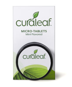 High THC Medical Marijuana Microtablets by Curaleaf