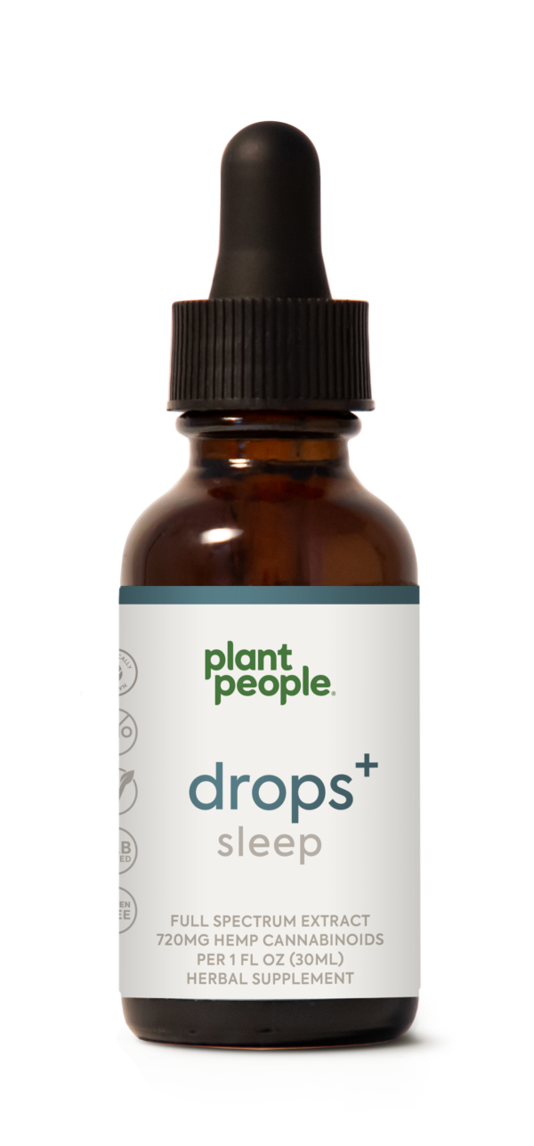 CBD Drops Sleep CBD Tincture by Plant People