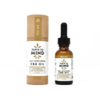 Earth To Mind CBD Tincture Water-Soluble 900mg