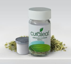 NY Medical Marijuana Ground Flower Refill from Curaleaf